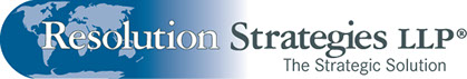 Resolution Strategies LLP Logo, The Strategic Solution